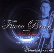 Fuoco Brass CD Cover -