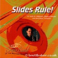 Slide Rule! Brett Baker (Trombone) with the Band of the Western Reserve