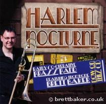 Harlem Nocturne - Brett Baker (Trombone) with Ratby Co-operative Band