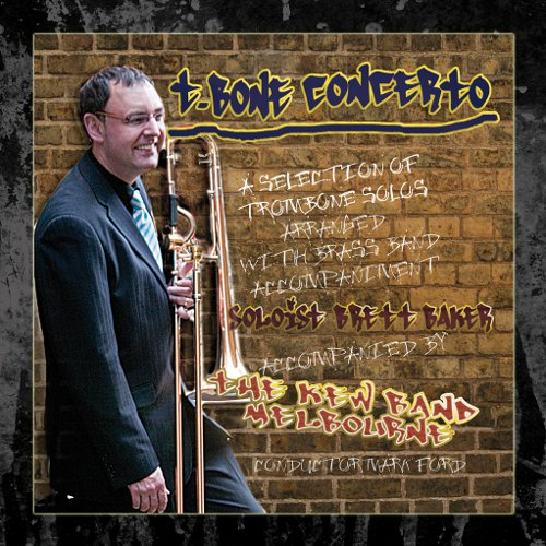 T-Bone Concerto - Brett Baker (Trombone) with Kew Band Melbourne