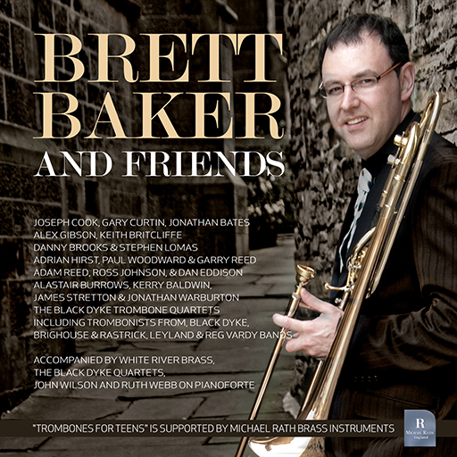 Brett Baker and Friends with John Wilson and Ruth Webb (Piano) Double CD