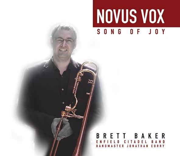 Novus Vox - Song of Joy with Brett Baker (Trombone) accompanied by Enfield Citadel Band