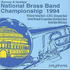 National Brass Band Championships 1994