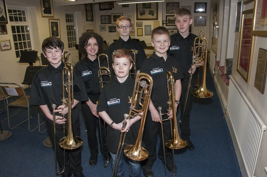 Junior Trombone Sextet