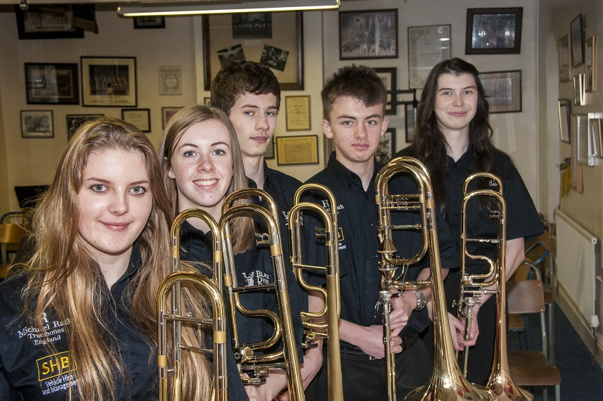 Youth Trombone Quintet