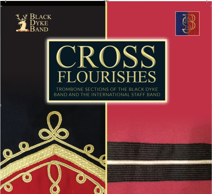 Cross Flourishes Black Dyke & ISB Trombone Sections